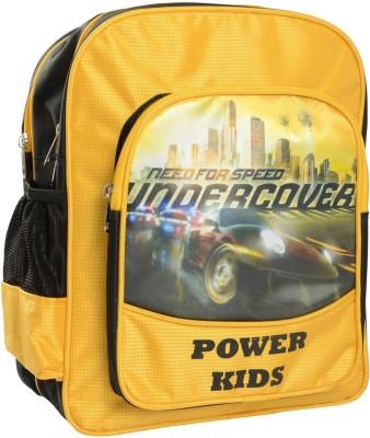 Compass Trendy All Checks Design (14.5 inch) Waterproof School Bag