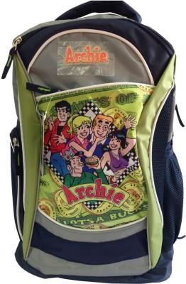 Disney Archie School Bag By Its Our Studio Waterproof Backpack
