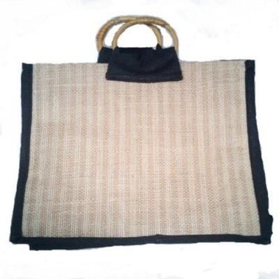 KGCPL Jute Bag Waterproof School Bag