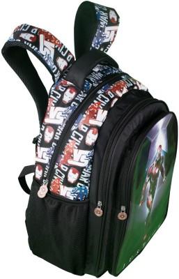 Iron Man Waterproof School Bag