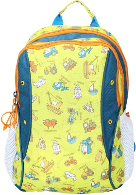 President YOLO YELLOW 15 L Backpack