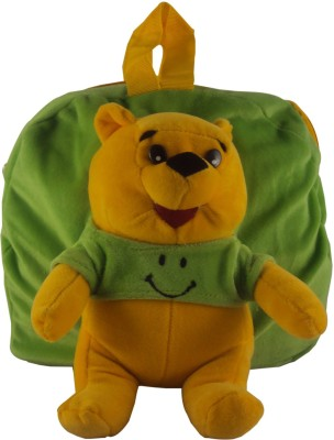Sisamor Green Bear Kids School Bag