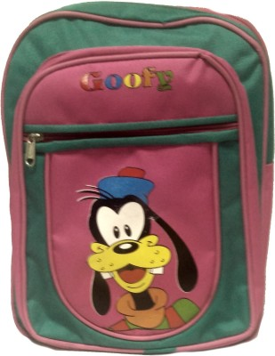 Riddi Impex Super Star Goofy-05 Waterproof School Bag