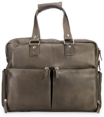 Teakwood Messenger Bag