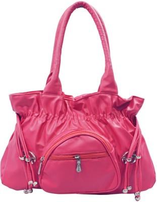 Imagine Products Waterproof Shoulder Bag(Pink, 7 inch)