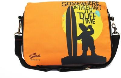 Simpsons Messenger Bag