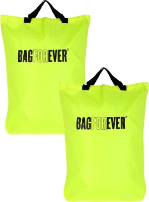 Bagforever School Bag(Green, 4 inch)