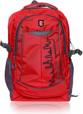EG Waterproof School Bag
