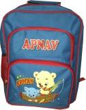 Apnav Waterproof Backpack (Blue, 14 inch...