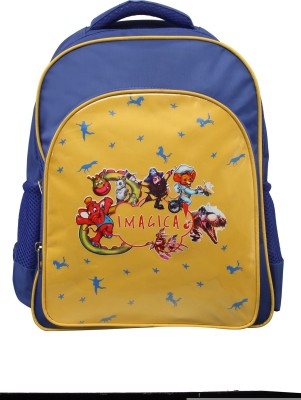 Imagica School Waterproof Backpack
