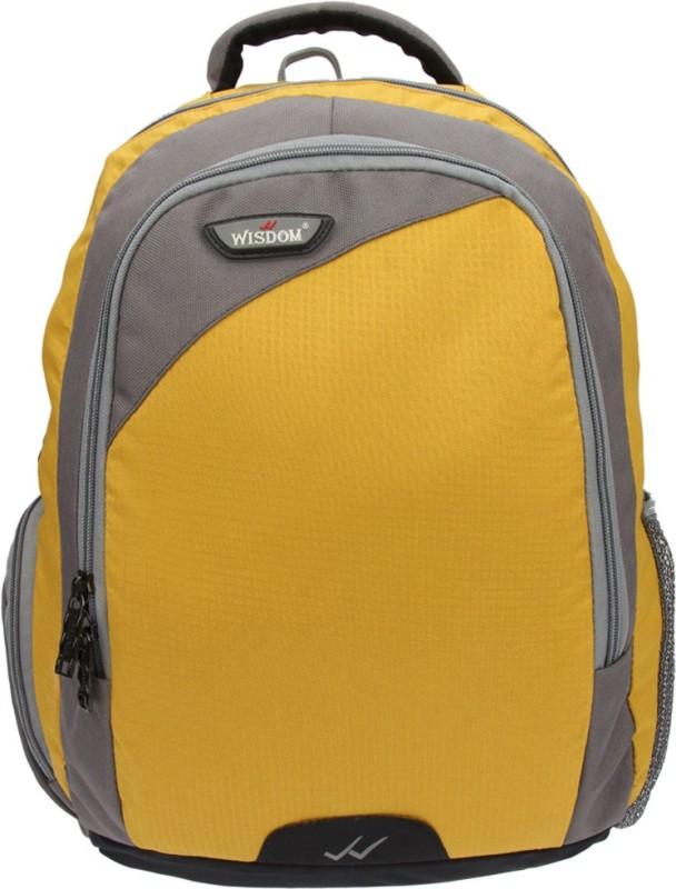 Wisdom Waterproof Backpack(Yellow, 3 L)
