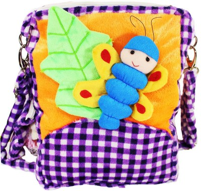 Tickles By Inmark Cute Muffler Teddy Bag School Bag