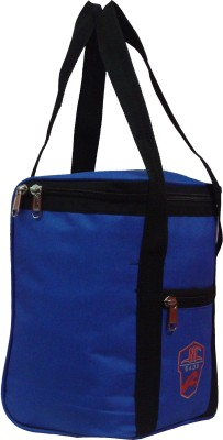 Nl Bags Waterproof School Bag(Blue, 2 L)
