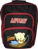 Apnav Waterproof Backpack (Black, 14 inc...