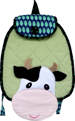 Little Pipal Farm Animals Cow Junior Backpack Backpack