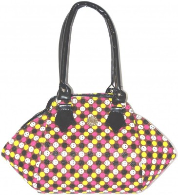 Indian Stallion Polka School Bag