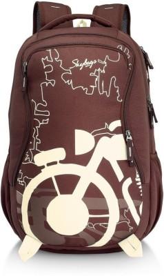 Skybags Raider 03 Dark Brown 26 L Backpack