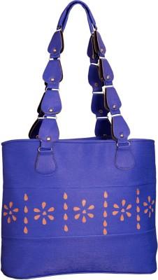 Cg Shoulder Bag(Blue, 12 inch)