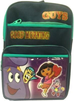 Riddi Impex Super Star Waterproof School Bag