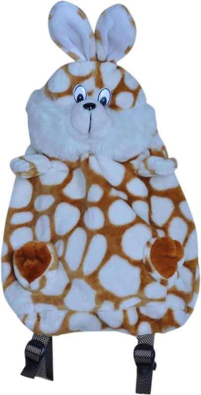 CSM Fur Bag Backpack(Multicolor, 5 L)