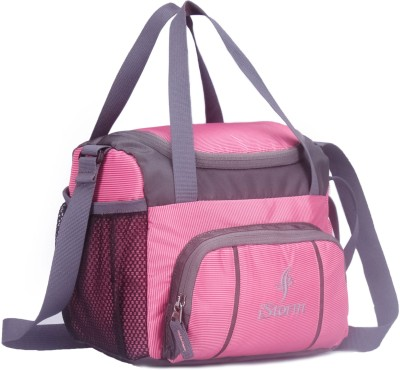 Istorm Waterproof Lunch Bag(Pink, 8 inch)