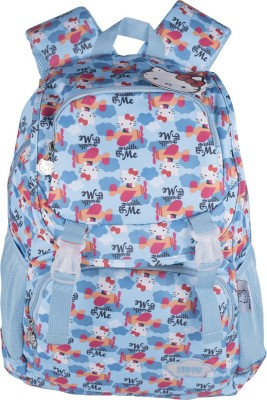 Hello Kitty Waterproof School Bag