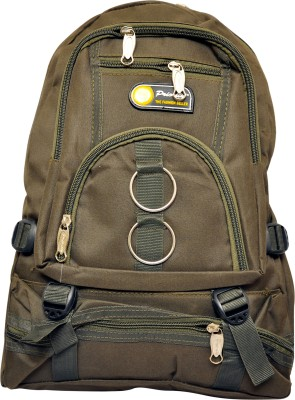 CSM Priority Herbal-1 Laptop/College (Assorted Colors) Backpack