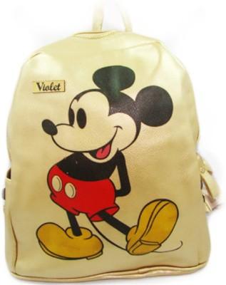 VIOLET Waterproof School Bag