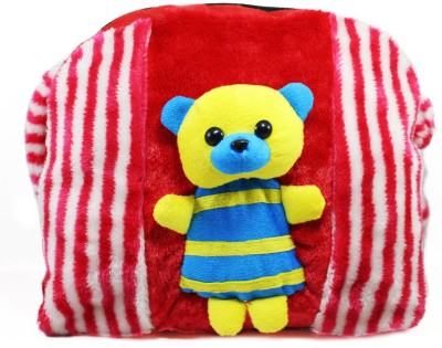 Tickles Cute Teddy Hangbag Sling School Bags School Bag