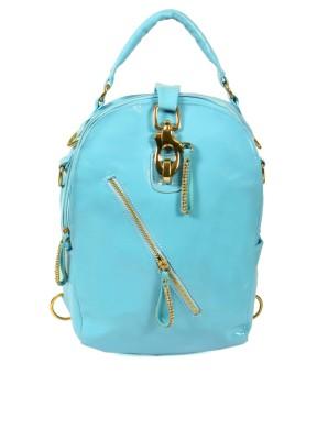 India Unltd Blue Back Pack School Bag