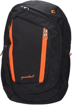 President TIGER BLACK 45 L Backpack