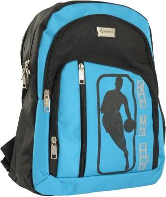 Compass Sports Series Durable Multi-Pockets (18 inch) Waterproof School Bag