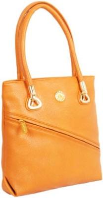memvh Shoulder Bag(Brown, 18 inch) low price