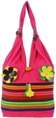 PINK SISLY Waterproof School Bag