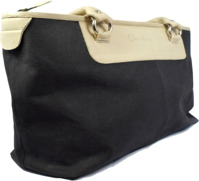 Canthari Combination of leather and Canvas School Bag