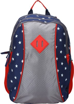 President JUNIOR GREY 10 L Backpack