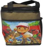 AMU Waterproof Lunch Bag (Olive, 7 L)