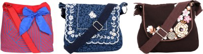 Pick Pocket Messenger Bag