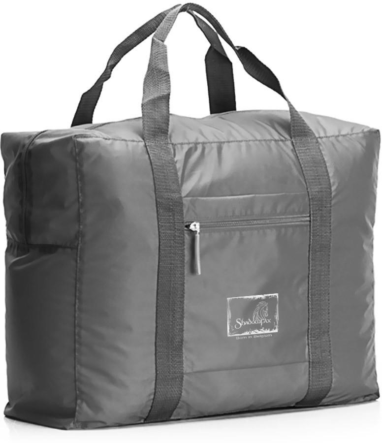 483fc1ec4efa4 Shadowfax Folding Flight Water Proof Cabin Size Compliant Expandable Small  Travel Bag - Medium(Grey