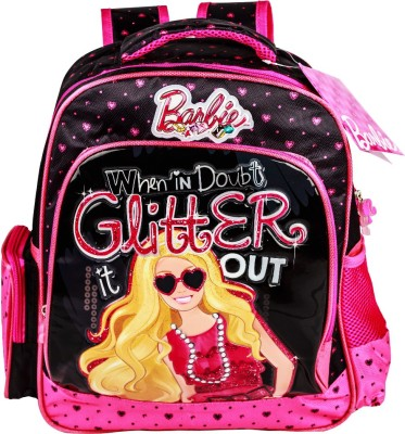 Mattel Glitter it out School Bag