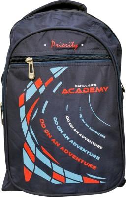 CSM Priority Hemp-11 School/ College (Assorted Colors) Backpack