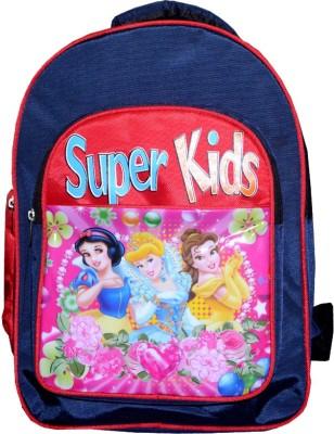 3DOTS Waterproof School Bag