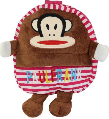 Fab Fashion 2016 New arrival Paulfrank Picnic bag for girls boys soft plush School Bag