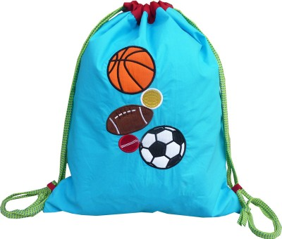 Little Pipal Champ Junior Drawstring Backpack