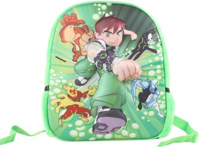 Bazaar Pirates Kids Ben-10 School Bag