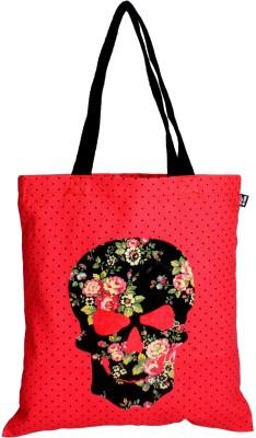 Be for Bag Waterproof Shoulder Bag(Red, 10 L)