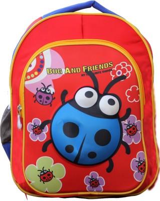 Moladz 3D BAGS Waterproof School Bag