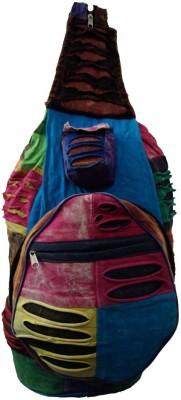 HR Handicrafts Shoulder Bag(Multicolor, 7 L)
