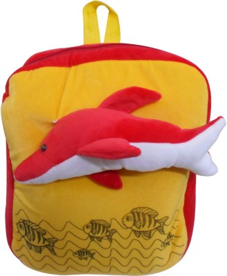 Natali Traders Dolphin School Backpack For Kids  - 40 cm