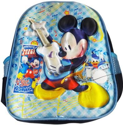 Lexuva Mickey Rocky 3D School Bag